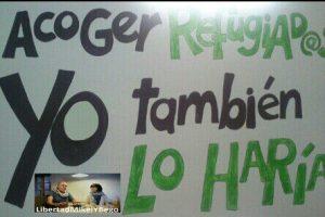 Manifestaciones en apoyo a Begoña y Mikel