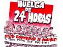 26-E: Huelga y concentración del Telemarketing en Barcelona