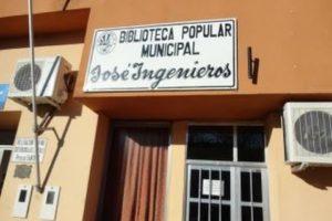 Entrevista a la Biblioteca Popular José Ingenieros