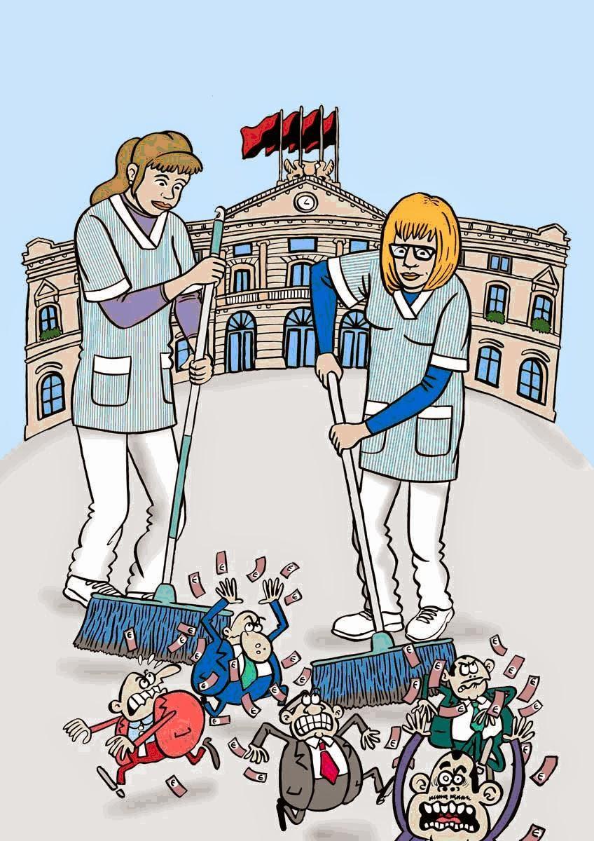 Convocada huelga indefinida en el servicio de limpieza del Hospital de Puerto Real ante la emergencia de higiene y limpieza