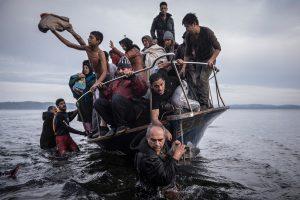Solidaridad con refugidxs