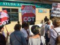 CGT denuncia ante Inspección de Trabajo los impagos de salarios por parte de Ayuda a Domicilio de Murcia S.A.L. (AYUDEMUR)