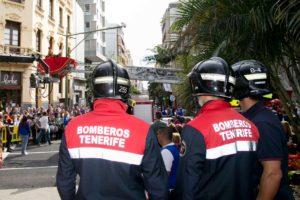 La CGT apoya y respalda las movilizaciones de los Bomberos del Consorcio de Tenerife