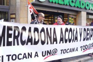 Acosado y despedido el secretario de Sección Sindical en Mercadona de la provincia de Jaén