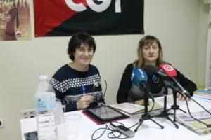 """Alcázar de San Juan: CGT conmemora el Día de la Mujer Trabajadora bajo el lema """"Bailemos juntas nuestra revolución"""""""