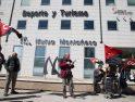 Día Mundial de la Salud Laboral: Concentración en Valladolid