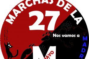 Marchas Dignidad 27 de mayo: Autobús desde Cantabria
