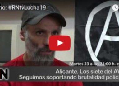 Promo: #RNtvLucha19