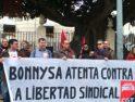 Dos sentencias judiciales ponen en su lugar a la empresa Bonnysa