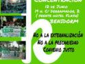 La CGT llama a apoyar la concentración de Las Kellys en Benidorm