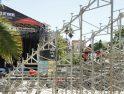 CGT anuncia acciones judiciales por la muerte del trabajador que montaba las gradas de los conciertos de los Viveros