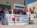 CGT se moviliza contra Lindorff en Valladolid