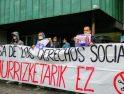 El Ayuntamiento intenta implantar la «Ley Mordaza» en Barakaldo