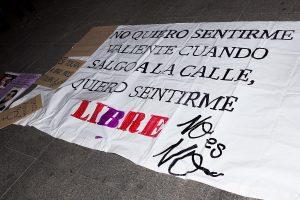 [Fotos] Valladolid, la manada somos nosotras