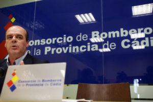 CGT exige el cese de Francisco Vaca por un presunto caso de corrupción en el Consorcio Provincial de Bomberos