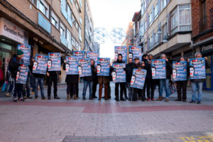 Valladolid, la represión da un salto cualitativo