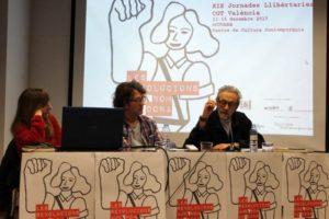 [Fotos] Luchas anticapitalistas y feministas se alían en las XIX Jornadas Libertarias como manera de cambiar el mundo