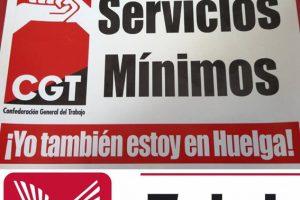 CGT Tenerife convoca huelga para el 15 de enero