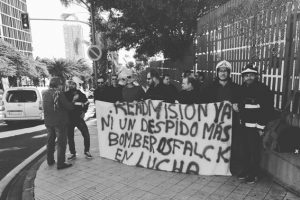 CGT convoca huelga en la empresa Falck SCI