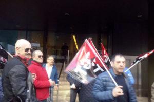 [Fotos] Concentración en Valencia contra el ERE en Bankia