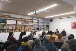 Inauguración del local de CGT Cantabria
