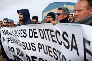 Huelga indefinida a partir del 6 de marzo en Ditecsa