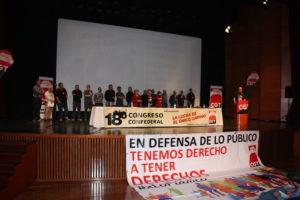 CGT celebrará su XVIII Congreso estatal en Valencia