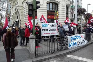 CGT Konecta SAT vuelve a las calles tras los nuevos despidos de 2018