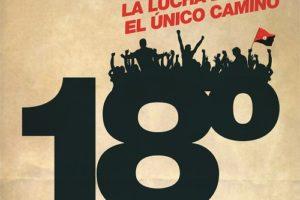 Toda la información sobre el XVIII Congreso Confederal de la CGT en Valencia