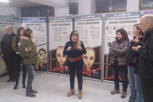 Presentación exposición «La mujer en el anarquismo español»