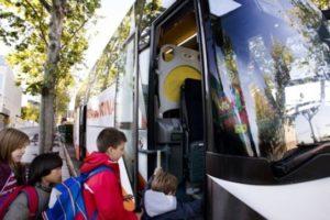 CGT-Cuenca denuncia la precariedad en el transporte escolar de Castilla-La Mancha