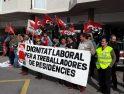 La plantilla del Centre de Persones Majors Dependents de Borriana continúa con las movilizaciones para exigir más personal