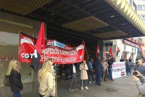 Sadocapitalismo: despido generalizado, las 20 trabajadoras a la calle. Hotel Bahía de Vigo