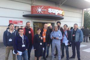 Victoria de la CGT en las elecciones Sindicales de Supersol
