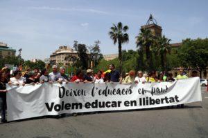 Basta ya de represión en la enseñanza del Estado español