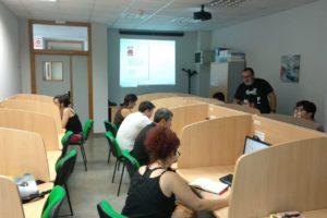 [Fotos] Nueva jornada de Formación de CGT-PV en Castelló