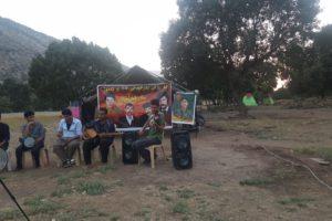 Brigada 19 de Julio en Kurdistán