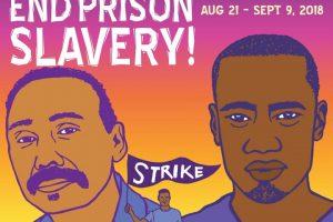 CGT manifiesta su apoyo a las movilizaciones, incluida la Huelga, de las trabajadoras encarceladas en Estados Unidos