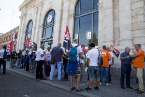 Valladolid, CGT: Por un ferrocarril público y social