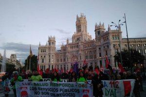 [Fotos] 27-O Madrid: Si nos movemos, lo cambiamos todo