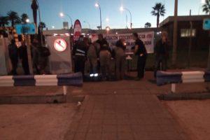 El sindicato CGT  Metal del Campo de Gibraltar continúa su campaña de recogida de firmas para la activación del  RD 1698/2011