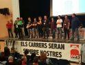 LA CGT de Catalunya finaliza su XI Congreso en Òdena