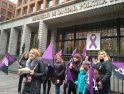 Crónica y fotos de la manifestación en Madrid contra la violencia machista