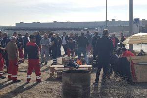 Diario de la huelga indefinida en la planta de Airbus en Illescas (Día 7º)