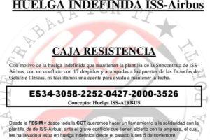 Diario de la huelga indefinida en la planta de Airbus en Illescas (Día 6º)