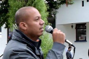 CGT manifiesta su apoyo y solidaridad con el compañero Omar Rengifo Rojas