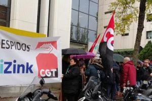 Comienzan los paros convocados por CGT en el ERE de WiZink