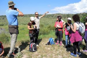 Persecución Sindical en el Parque Regional del Río Guadarrama