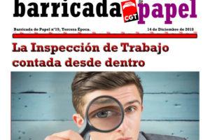 Barricada de Papel, nº 19, diciembre 2018