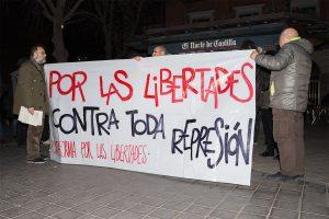 CGT Valladolid por la libertad de expresión